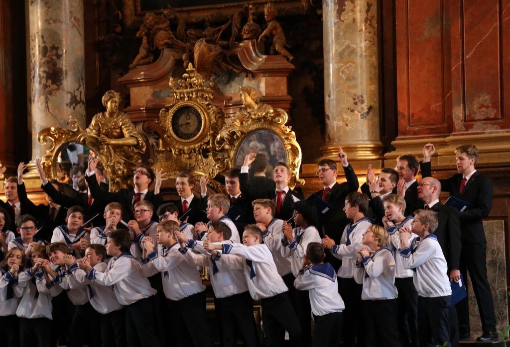 St  Florianer Sängerknaben - The St  Florian Boys' Choir